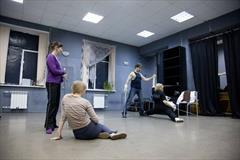 Мастер-класс по сценическому фехтованию в Москве!