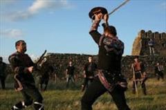 ПАРИКАОБА: по следам меча и баклера