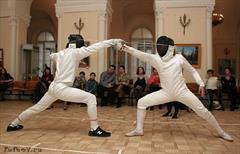 Открытие первой школы исторического, артистического и национального фехтования.